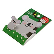 SODIAL(R)Sticky Notes Memo Note cute animal koala