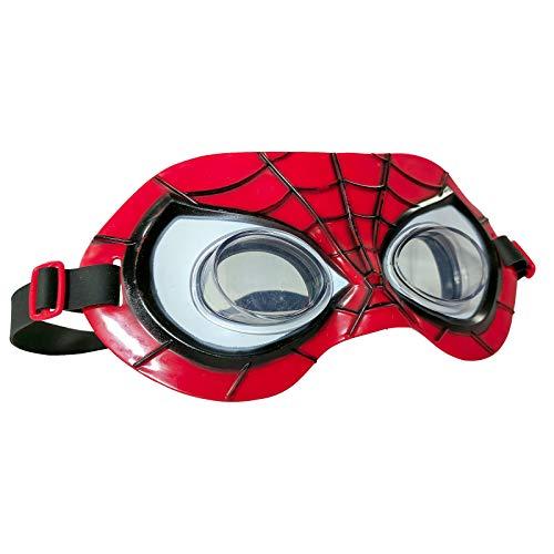 KidPlay Products Superhero Spider-Man Swim Goggles Mask