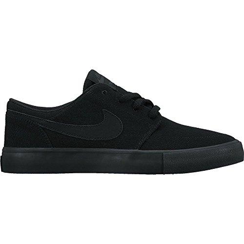 temperamento Historiador controlador  Boys' Nike SB Portmore II Canvas (GS) Skateboarding Shoe- Buy Online in  Guadeloupe at guadeloupe.desertcart.com. ProductId : 46093186.