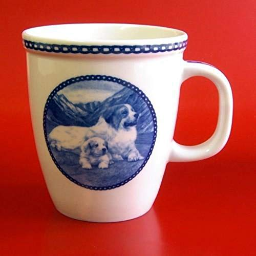 Great Pyrenees - Porcelain Mug made in Denmark Premium Quality and Design from Lekven. Perfect Gift For all Dog Lovers. Size - 4.2 ()