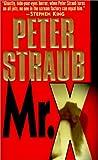 Mr. X, Peter Straub, 0613279808