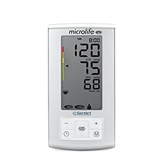 Microlife 544431 Tensiómetro de Brazo con Detector de Riesgo de Ictus Cerebral: Amazon.es: Industria, empresas y ciencia