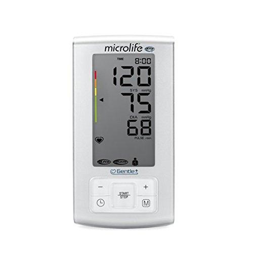 1 opinioni per Microlife 544431 BP A6 PC Sfigmomanometro da braccio, con rilevatore del rischio