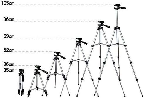 Top Deals Lightweight Aluminum Mini Tripod 4 Sections Universal Camera Tripod Camera Stand Po Tripod CHUN-Accessory