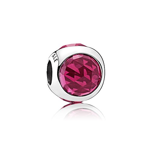 Pandora Women's Cerise Radiant Droplets Charm - 792095NCC Droplet Charm