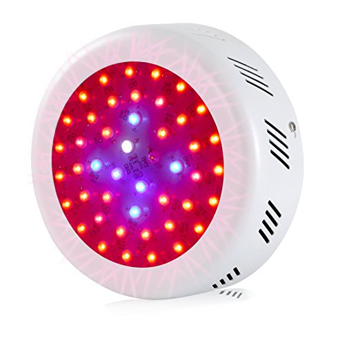 Roleadro LED Plant Grow Lights 138W UFO LED Indoor Patio Plants Grow Lamp with Red Blue Spectrum Hydroponics,Plant Kit for Home Grower
