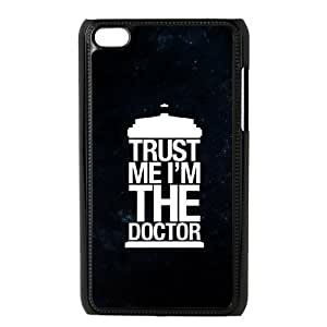 Designed Doctor Who To iPod Touch 4