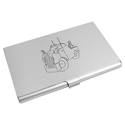 Azeeda 'Tow Truck' Business Card Holder / Credit Card Wallet (Tow Truck Business Cards)