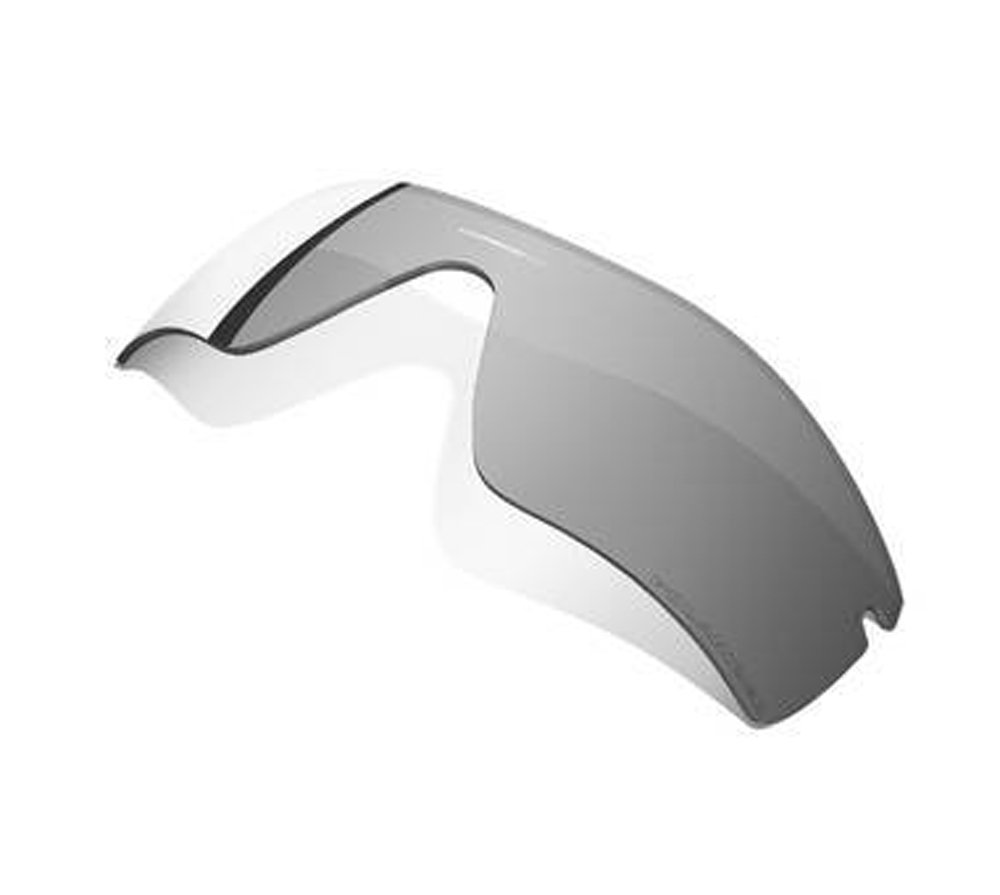 Oakley Radar 11-271 Polarized Replacement Lens,Multi Frame/Black Lens,One Size