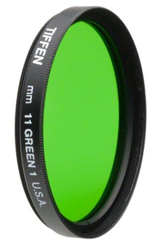 Tiffen 55mm 11 Filter (Green) by Tiffen