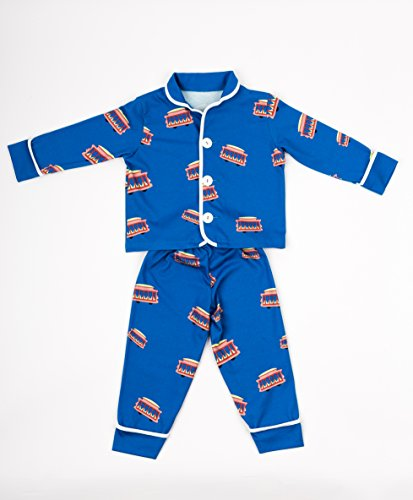 Daniel Tiger Trolley Pajamas (24M)]()