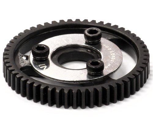 Integy RC Model Hop-ups T8571 Steel 0.8 Spur Gear 54T for 1//10 Stampede 4X4 /& Slash 4X4