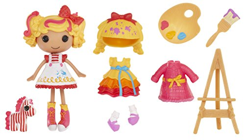 MGA Entertainment Lalaloopsy Minis Doll Spot Splatter Spl...