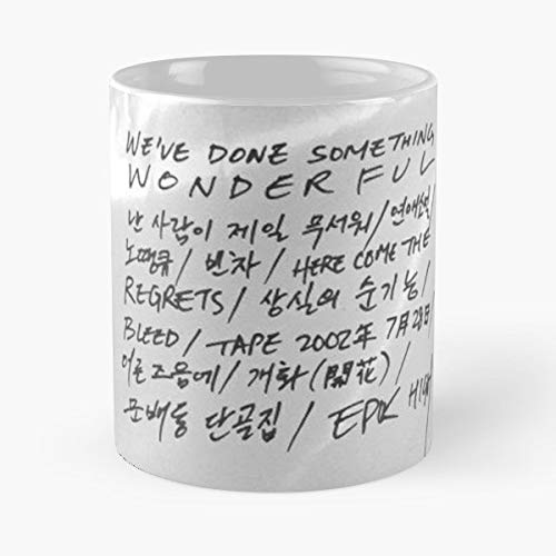 Born Hater Epik High Tablo Mithra Jin 11 Oz Coffee Mugs Best Gift For Father Day