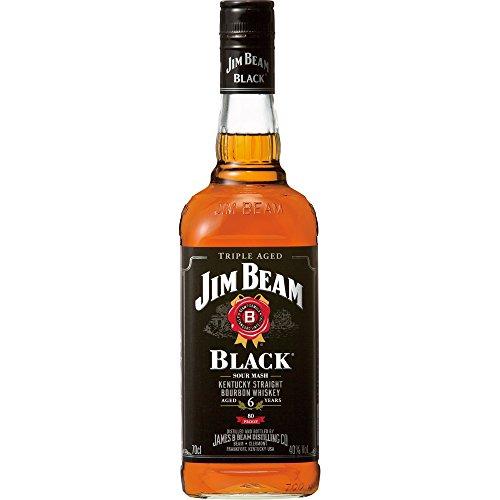 バーボンウイスキー ジム ビーム(ブラックラベル)700ml