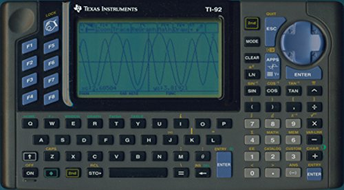 Texas Instruments TI-92 Graphing Calculator by Texas Instruments