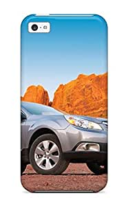 Cynthaskey Case Cover For Iphone 5c - Retailer Packaging Subaru Outbacks 15 Protective Case
