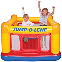 Intex 48260NP - Saltador Hinchable: Amazon.es: Juguetes y juegos