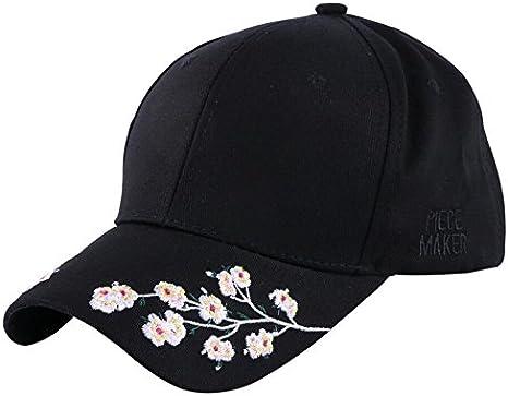Llxln Las Mujeres Chica De Lujo En Cap Belleza Floral Hat Bordados ...