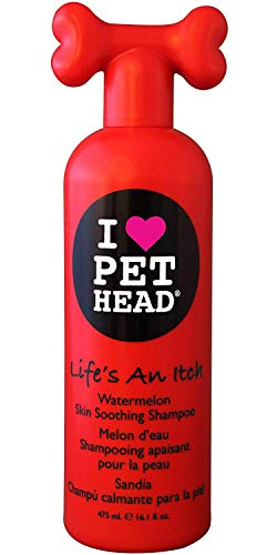PET HEAD Life's An Itch Soothing  Shampoo