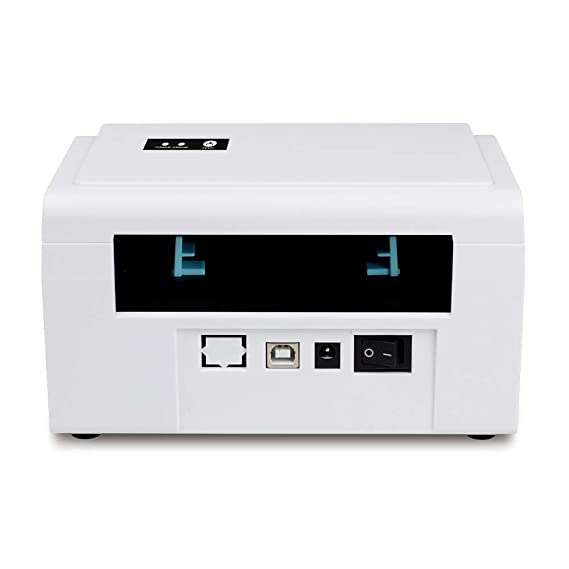 Amazon.com: GzPuluz ZJ-9200 - Impresora portátil con puerto ...