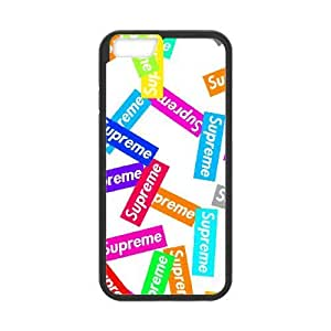 Printed Cover Protector iPhone 6s 4.7 Inch Cell Phone Case Black Supreme Hduju Unique Design Cases
