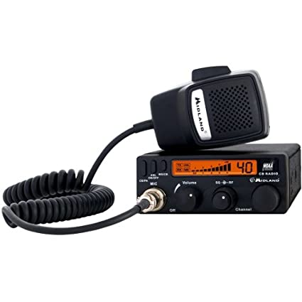 Amazon com: Midland Radio Corporation - Midland 1001Lwx Cb