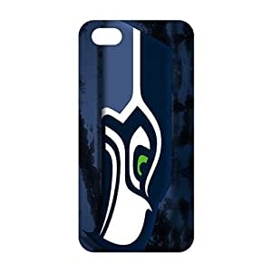 Fortune NFL Seattle Seahawks LOGO 3D Phone Case For HTC One M8 Cover