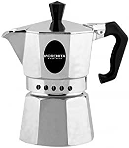 Bialetti 11B0065 Morenita - Cafetera (9 tazas): Amazon.es: Hogar
