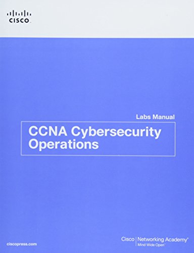 CCNA Cybersecurity Operations Lab Manual (Lab Companion) -  Cisco Networking Academy, Paperback