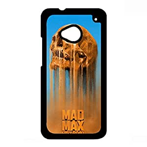 Mad Max HTC One M7 Phone Case Mad Max Phone Case Unique Pattern Fury Road HTC One M7 Phone Case 113