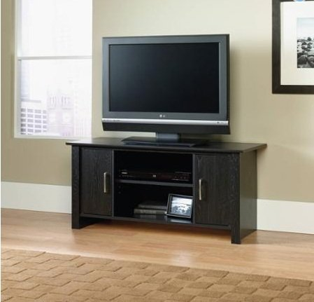 TV-Stand-for-Flat-Screen-TVs-up-to-42-95-lbs-Adjustable-shelf-storage