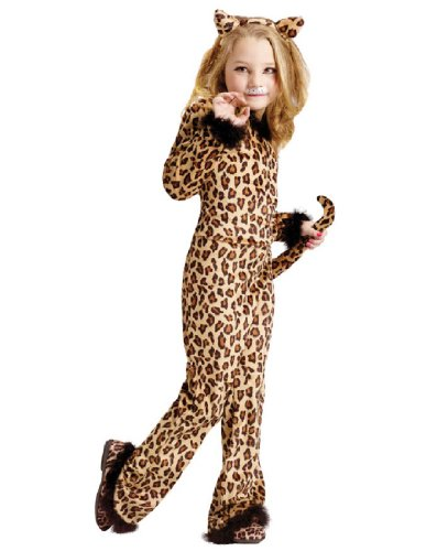 Cute Halloween Costumes For Baby Girls (Pretty Leopard Toddler Costume Size Toddler (24 Mos./2T))
