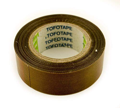 HAND Nitto Denko- TOFOFLON Adhesive Tape- PTFE Coated