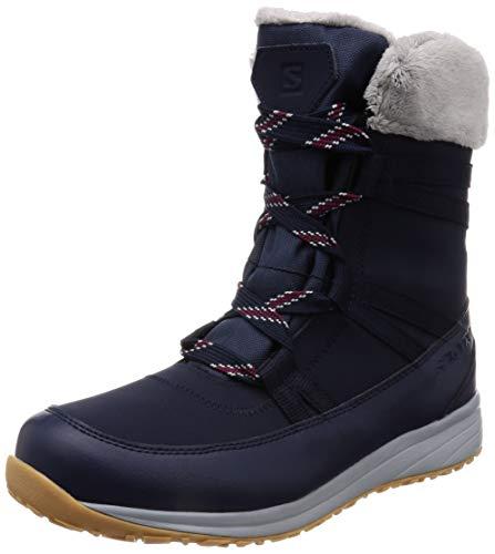 618 D'escalade Noir navy 5 beet Bleu Wp Blazer Femme Salomon Ltr navy Cs Eu 49 Red Chaussures Blazer Heika wRqU0qX