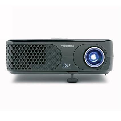Amazon TOSHIBA TDP XP2U DLP Mobile Projector Electronics