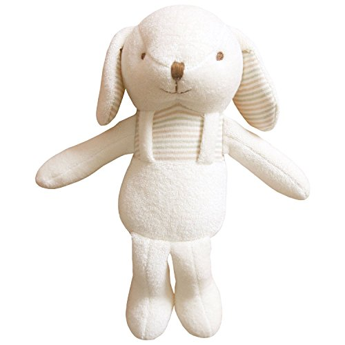 Organic Cotton Baby Pillow Buddy (Lovely Puppy) by JOHN N TREE Organic