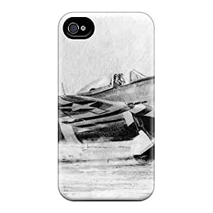 High Quality Days Of Thunder Case For Iphone 4/4s / Perfect Case