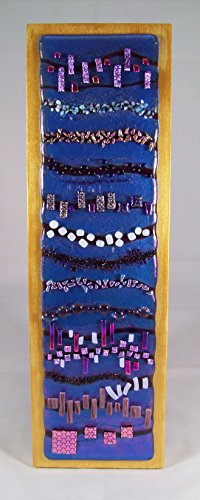Fused Glass Wall Art - WL57
