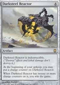 Magic: the Gathering - Darksteel Reactor - Darksteel