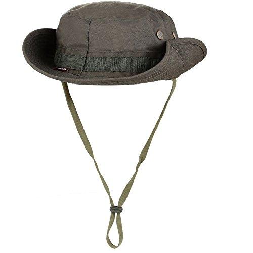 actividades para hombre gorra de exteriores libre Gorra al pesca Da con y escalada para para Wa aire pesca redonda para pájaros YSxA0