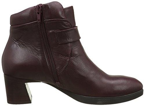 Think Mea, Zapatillas de Estar por Casa para Mujer Rojo - Rot (CHIANTI 34)