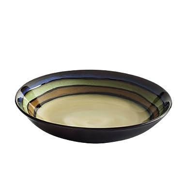 Pfaltzgraff Galaxy Blue Pasta Bowl, 2.5-Quart