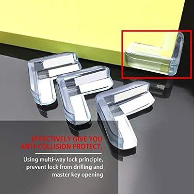 4 piezas bebé seguridad infantil proteger mesa escritorio esquinas ...
