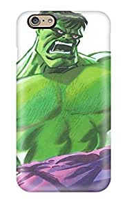 DeniseMA Scratch-free Phone Case For Iphone 6- Retail Packaging - Hulk Comics Anime Comics