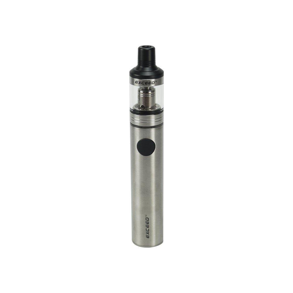 Joyetech Exceed D19 Cigarrillos electrónicos EGO AIO Kit de inicio 1500 mAh (Plata) con Extra Vape Band: Amazon.es: Salud y cuidado personal