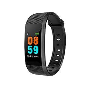 Smartrich Reloj deportivo Fitness Tracker I9 pulsera inteligente de ...