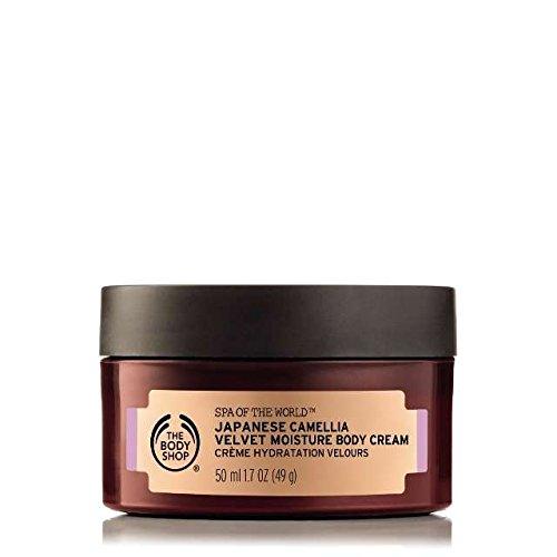 The Body Shop Body Cream, Spa of The World Japanese Camellia, 1.69 Fluid Ounce Japanese Spa