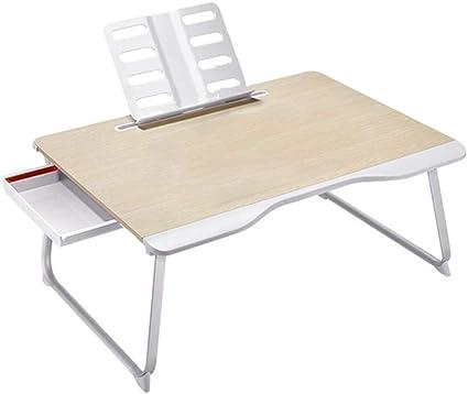 Mesa Plegable para Laptop, Bandeja De Desayuno Cama Se Puede ...