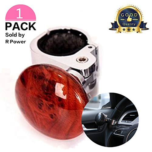 Automobiles & Motorcycles Car Power Steering Wheel Ball Suicide Spinner Handle Knob Booster Great Brown Atv,rv,boat & Other Vehicle